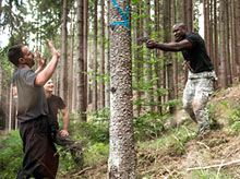 bootcamp, krav maga, germany